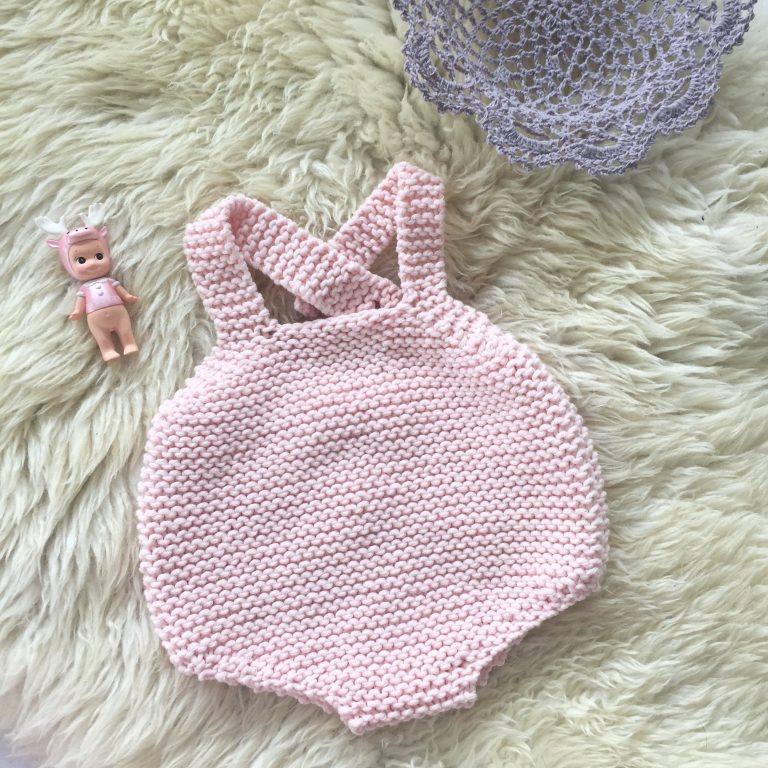 MODELE BARBOTEUSE TRICOT