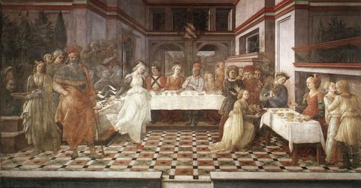 Banquet d'Hérode