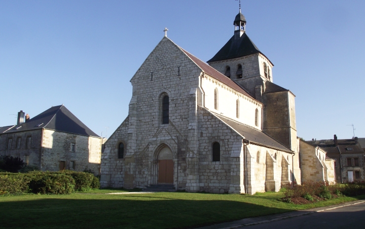 CHURCH VENDRESSE