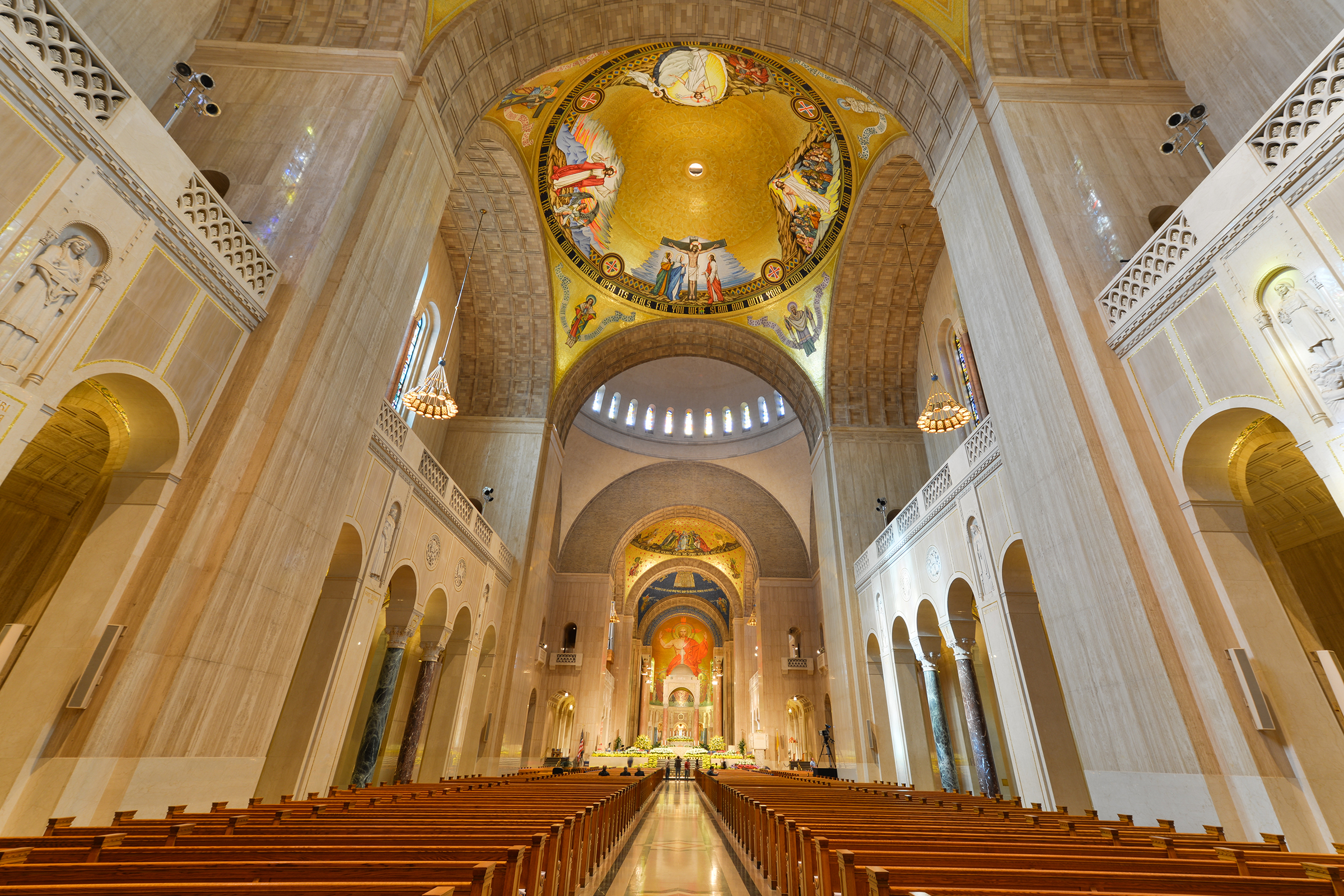 BASILICA CATHEDRAL IMMACULATE CONCEPTION