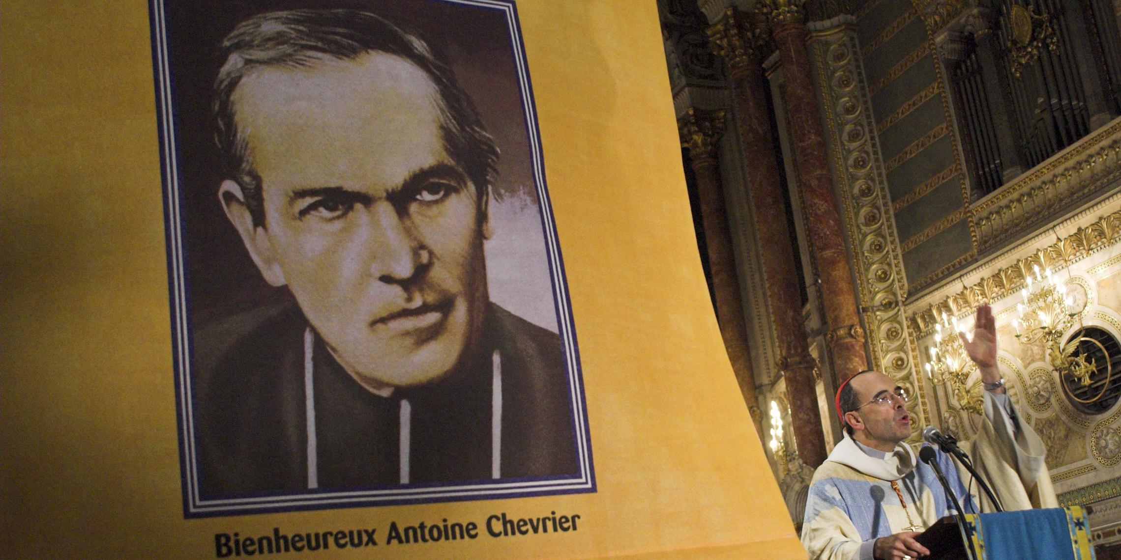 FATHER ANTOINE CHEVRIER
