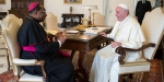 POPE FRANCIS APOSTOLIC NUNCIO