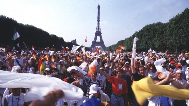 PARIS WYD