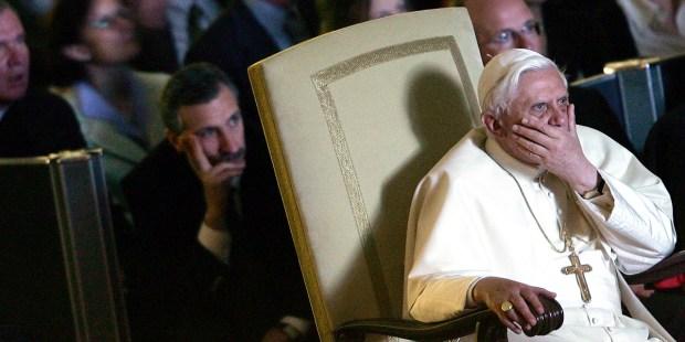 POPE BENEDICT MOVIE
