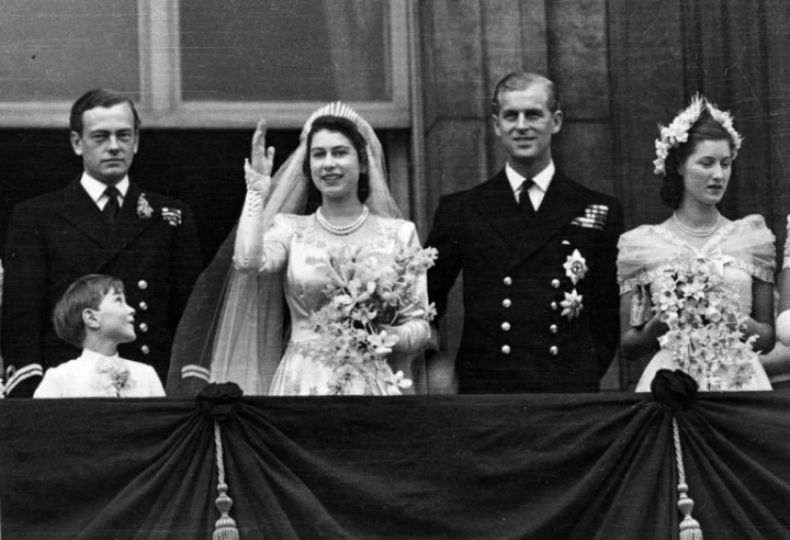 Princess Elizabeth Wedding