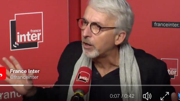 MICHEL LUSSAULT SUR FRANCE INTER