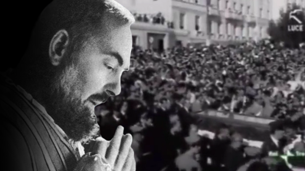 Funeral do Padre Pio