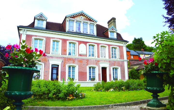 Sainte Thérèse, sa maison d'enfance