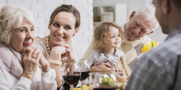 REPAS DU DIMANCHE EN FAMILLE