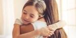 MUM AND KID HUGGING
