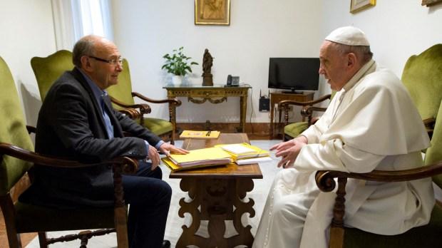POPE DOMINIQUE WOLTON