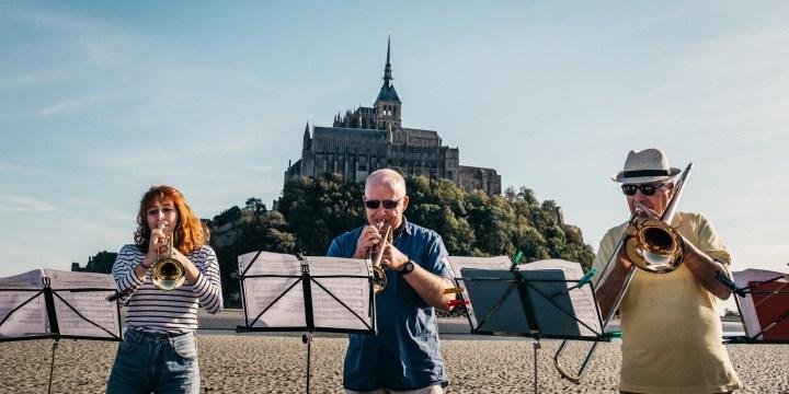 MUSICIANS SAINT MICHEL MOUNT