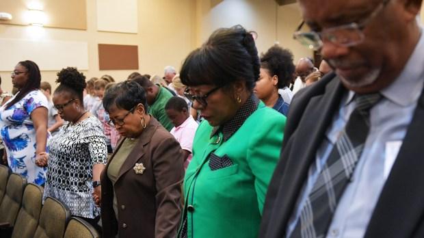 HOUSTON PRAYERS
