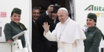 Pope traveling