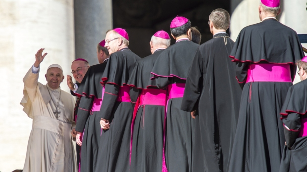 POPE BISHOPS