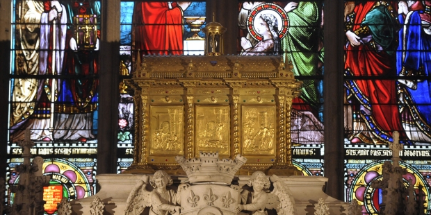 relics of St Martial