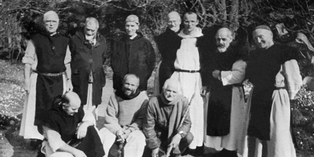 ALGERIA FRANCE MONKS Tibhirine
