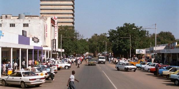 ZAMBIA LUSAKA