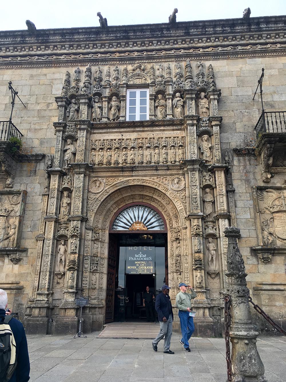 L'hôtellerie des Rois catholiques
