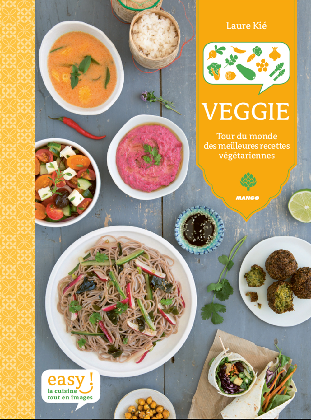 Veggie, 15 euros, Mango Editions.