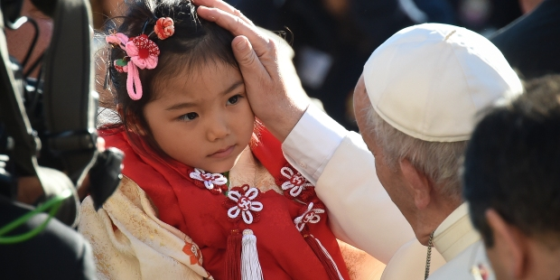 POPE FRANCIS,GENERAL AUDIENCE