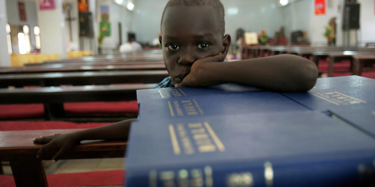 Bible child