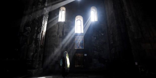 CHURCH ARMENIA