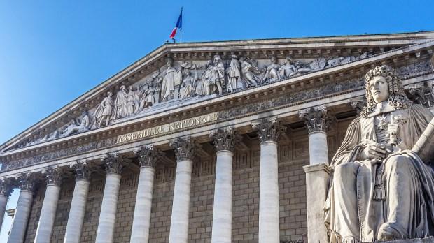 FRANCE ASSEMBLEE NATIONALE