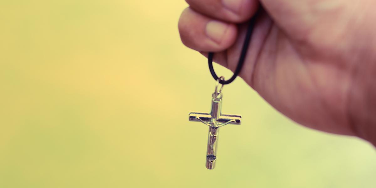 Hand Cross