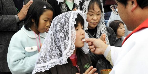 JAPAN CATHOLIC