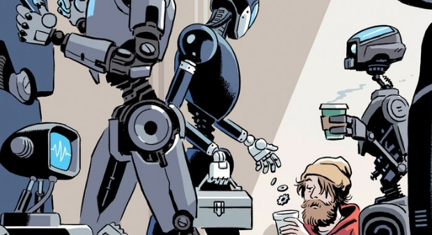 NEW YORKER ROBOTS