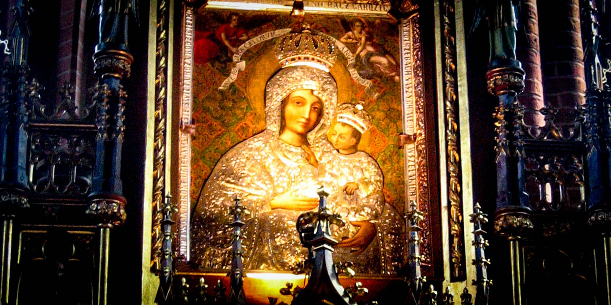 OUR LADY OF GIETRZWALD
