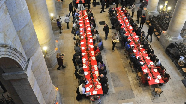 DINNER CHURCH