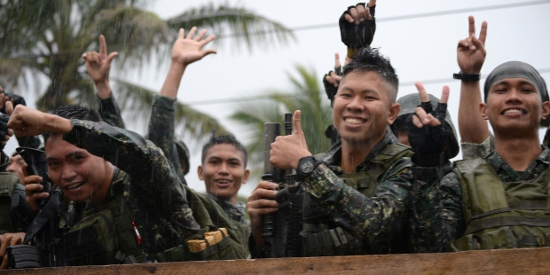 MARAWI SOLDIERS