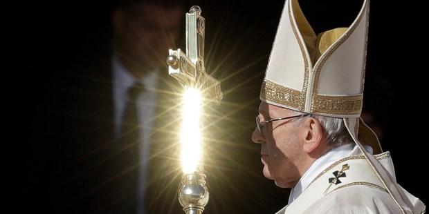 POPE CROSS
