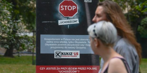 POLAND REFUGEES