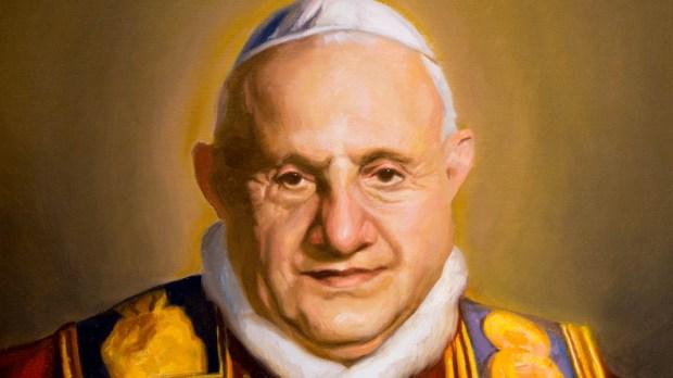 POPE JOHN JOHN XXIII