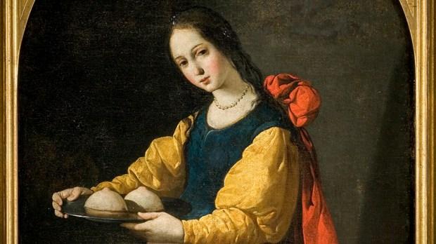 Sainte Agathe