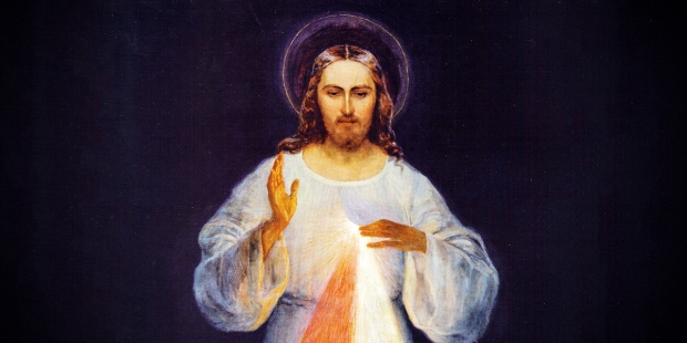 Jesus Merciful heart