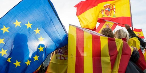 FLAGS SPAIN
