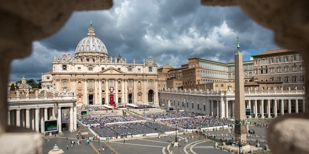 St peter square