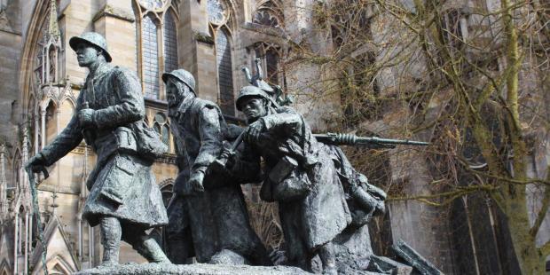 Monument aux morts de Chalons en Champagne
