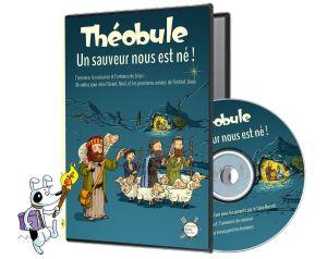 Pochette DVD Théobule Un sauveur nous est né ! 2017
