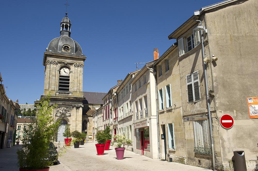 Eglise Notre Dame de Bar Le Duc