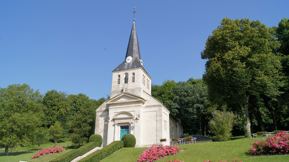 Notre Dame de Vauquois