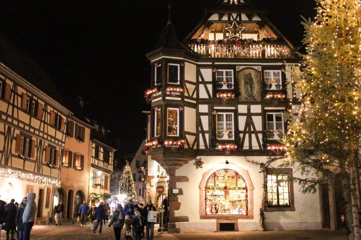 Le marché de Noël de Kaysersberg en Alsace