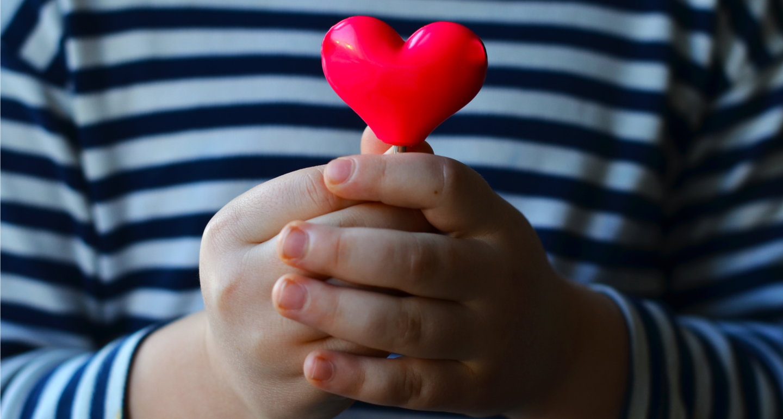 BOY WITH AN HEART