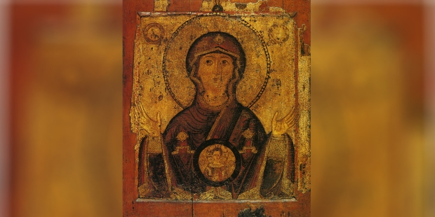 The Virgin of the Sign