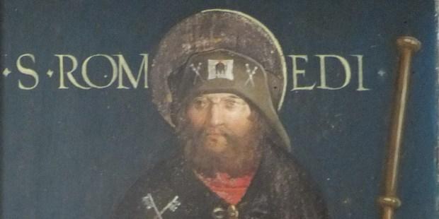 SAINT ROMEDIUS
