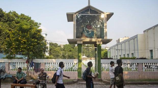 BANGLADESH RELIGION